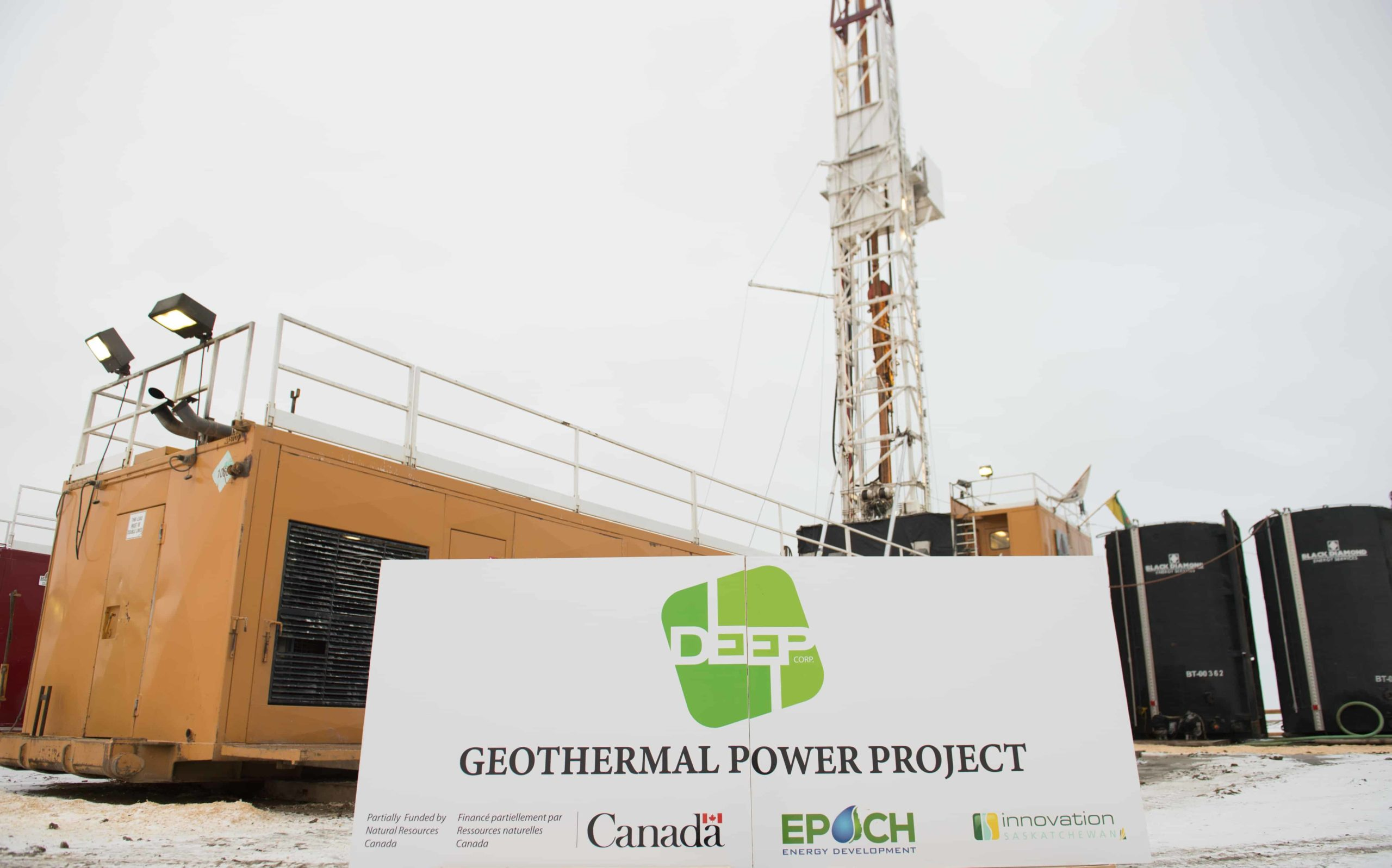 CTV Regina: Sask.'s first geothermal power facility | CTV News