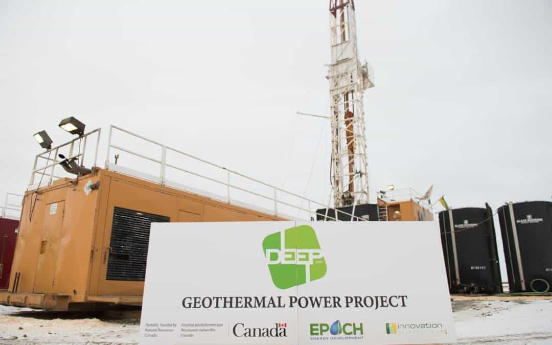 CTV Regina: Sask.'s first geothermal power facility | CTV News